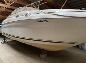 2000 Sea Ray 260 Sundancer