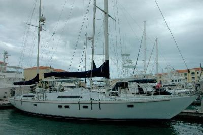 1977 Bruce Roberts Custom World Class Cruiser