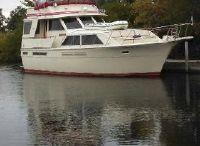 1984 Uniflite 460 Motor Yacht
