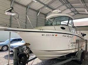 2003 Seaswirl Striper 2101