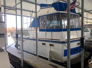 1976 Hatteras 43 Double Cabin Motoryacht