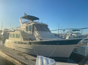 2008 North Pacific 43 Pilothouse