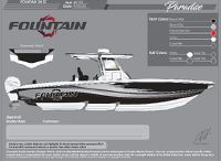 2021 Fountain 34 SC