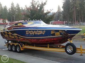 2001 Donzi Daytona 33
