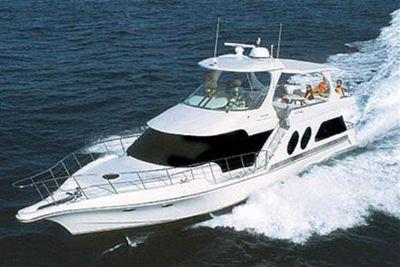2003 Bluewater Yachts 5800 Custom