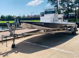 2019 Shoalwater 19 Cat CC Flats Boat