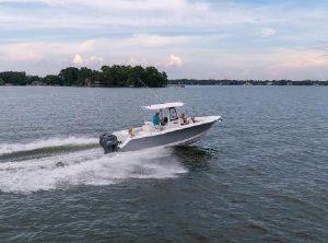 2021 Sea Hunt Gamefish 27 w Forward Seating