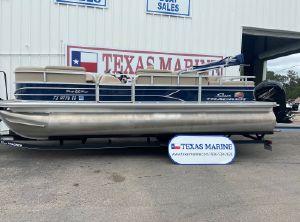 2019 Tracker 22 PARTY BARGE DLX