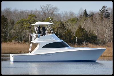2021 Viking 38 Billfish