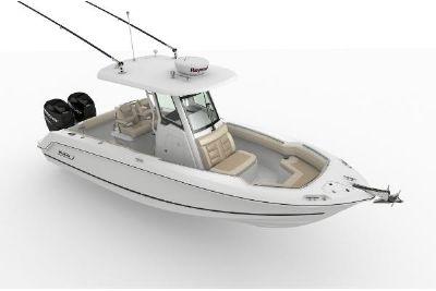 2022 Boston Whaler 250 Outrage