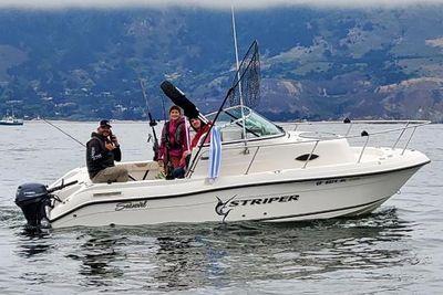 2006 Seaswirl Striper 1851 WA