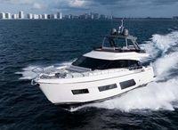 2019 Ferretti Yachts 670