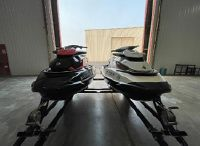 2011 Sea-Doo GTX Limited and RXT