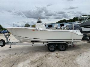 2017 NauticStar Boats 2102 Legacy