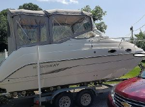 2004 Stingray 240 CS