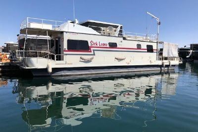 1984 Boatel Houseboat 13x57