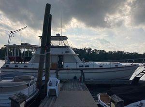 1976 Gulfstar Mark II Trawler
