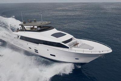 2022 Hatteras M90 Panacera