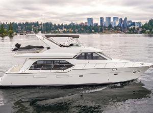 2000 Bayliner 5788 Motor Yacht