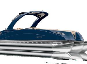2021 Harris CROWNE 250 - SL - PERFORMANCE TRIPLE TUBE