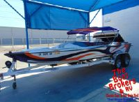 2007 Genesis 215 RS/BR Open Bow
