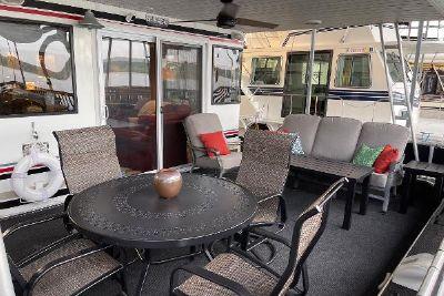 1999 Sumerset Houseboat 16 x 78