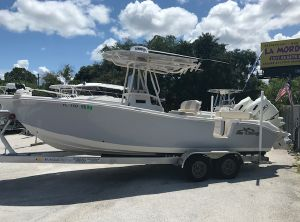 2019 Sea Chaser 24 HFC
