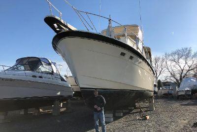 1982 Hatteras 48 Motoryacht