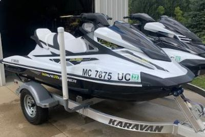 2017 Yamaha WaveRunner VX Cruiser HO/FX Cruiser HO
