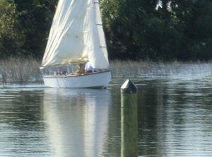 2012 Custom Day Sailer