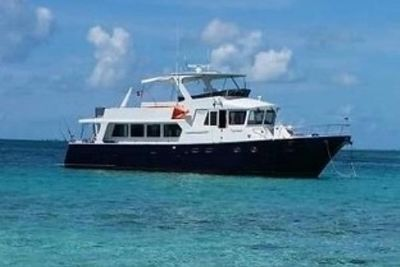 2005 Jefferson Pilot House Motor Yacht
