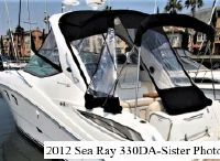 2012 Sea Ray 330 Sundancer