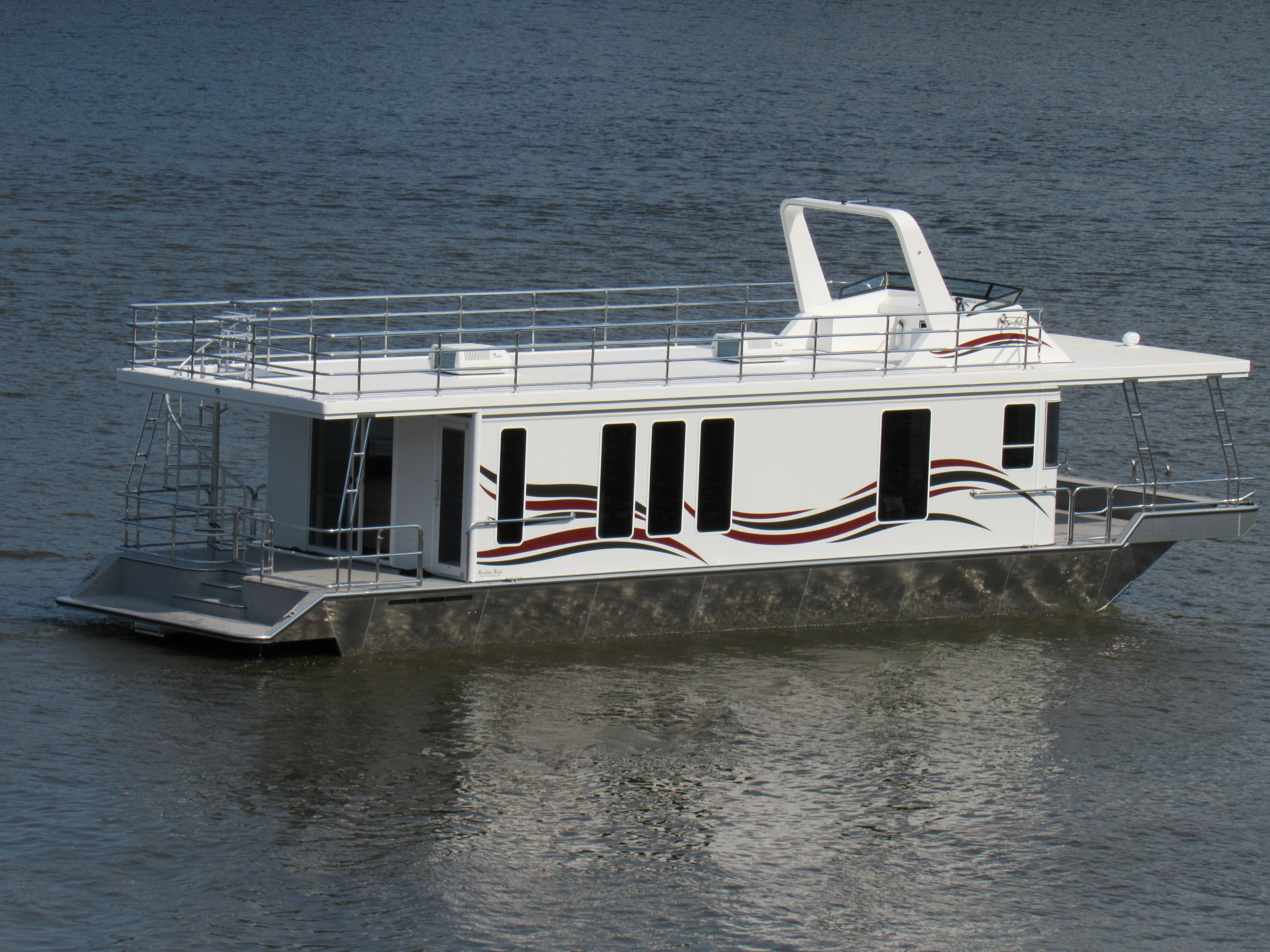 Deck boat for sale mn