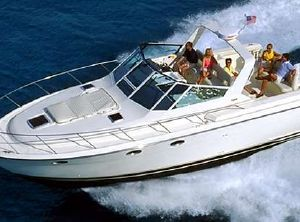 2000 Tiara Yachts 3500 Express