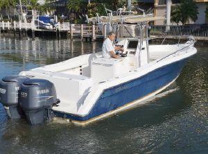 2002 Stamas 290 Tarpon