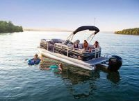 2020 Sun Tracker PARTY BARGE® 22 RF DLX