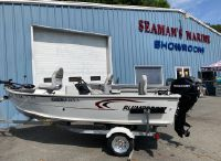 2007 Alumacraft Fisherman 145 CS 2006 MODEL YEAR