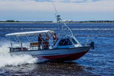 1998 Midship Marine 31' Crew Boat
