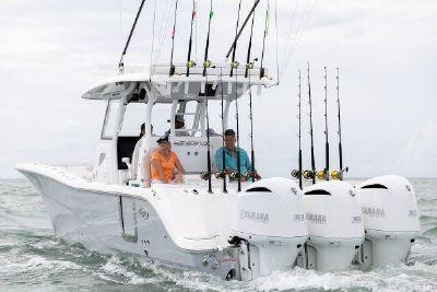 2020 Sea Fox 368 Commander