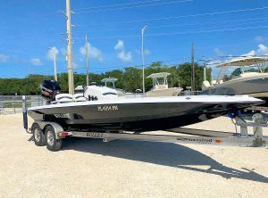 2013 Bullet 22SF Flats Boat
