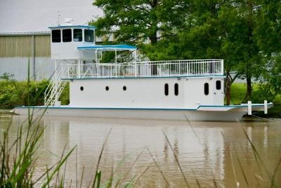 2020 Custom 2020 Deckhouse on 1996 Hull