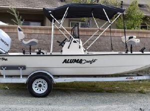 2020 Alumacraft 18 Bay