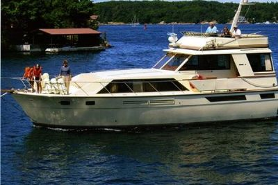 1980 Pacemaker Motoryacht