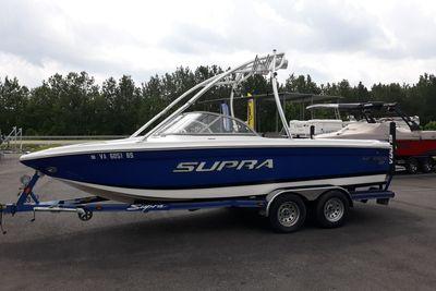 2004 Supra Launch
