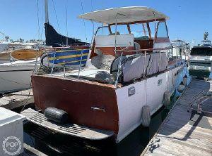 1960 Stephens 36 Flush Deck Motoryacht