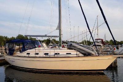 2009 Island Packet 370