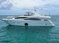 2010 Ferretti Yachts 830 Ht