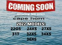 2022 Cape Horn Coming Soon