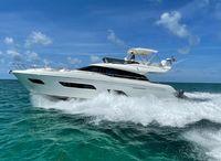 2021 Ferretti Yachts 550