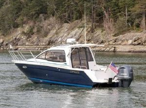 2022 Cutwater 24 coupe